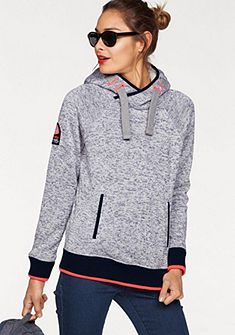 Superdry Mikina s kapucí »STORM CROSS NECK HOOD«