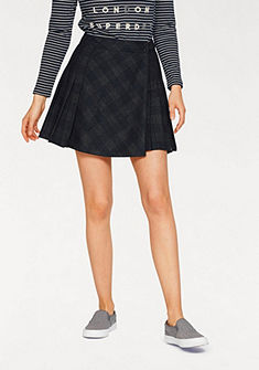 Superdry Skladaná sukňa »JOSIE PLEATED TWEED SKIRT«