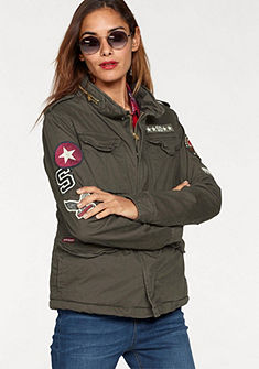 Superdry cargo dzseki »WINTER ROOKIE MILITARY PATCH JACKET«
