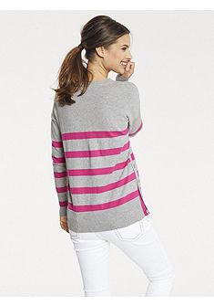 B.C. BEST CONNECTIONS by heine Pruhovaný pulovr