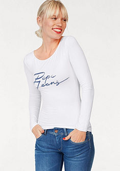 Pepe Jeans Tričko s dlouhými rukávy »RACHEL«