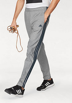 adidas Performance Nohavice na jógu »ESSENTIALS 3S TAPERED SINGLE JERSEY PANT«