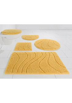 Koupelnová předložka, HOME AFFAIRE, »Lola«, výška 22 mm, mikrovlákno, protiskluzová úprava