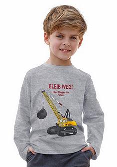 KIDSWORLD Tričko s dlhými rukávmi