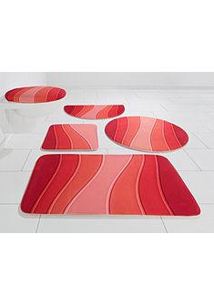 Fürdőszobaszőnyeg, my home Selection, »Bora«, magasság 14 mm, memória habos