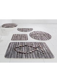 Koupelnová předložka, my home Selection, »Doruk«, výška 14 mm, paměťová pěna