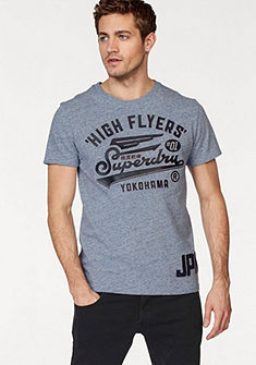 Superdry póló »HIGH FLYERS REWORKED TEE«