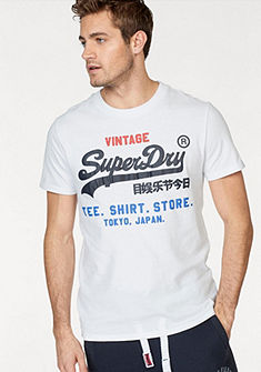Superdry póló »SHIRT SHOP TRI TEE«