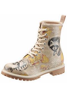 DOGO Šnurovacie topánky »Raccoon«