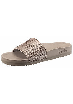 Flip Flop papucs »Pool Braid Metallic«