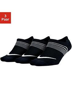 Nike Sportovní ponožky s pruhy (3 páry)