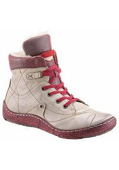 KACPER Zateplené členkové topánky