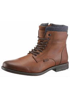 Levi's® Šnurovacie topánky vysoké, bočne logo