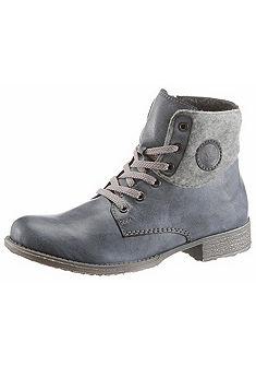 Rieker Šnurovacie topánky členkové