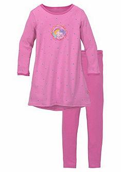 Schiesser Lillifee Dívčí dlouhá noční košilka