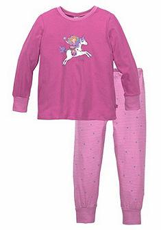 Schiesser Lillifee Dívčí dlouhé pyžamo