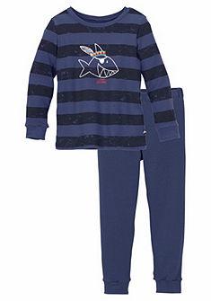 Schiesser Capt'n Sharky Chlepčenská dlhá  pyžama