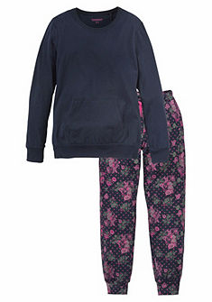 Schiesser frottír lányka pizsama