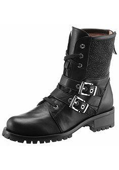 Unisa Šnurovacie topánky