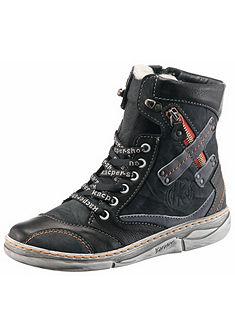 KACPER Zateplené kotníkové boty