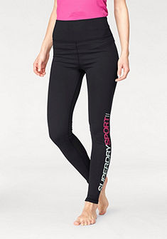 Superdry Legíny »SD SPORT ESSENTIALS HIGHWAIST LEGGING«