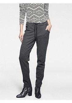 LINEA TESINI by heine kalhoty na jógu ze sametové tkaniny