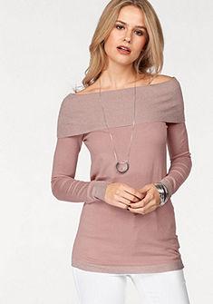 Vero Moda Dlouhý pulovr »SAMANTHA«