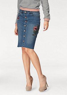 Vero Moda Riflová sukňa »ADELE«
