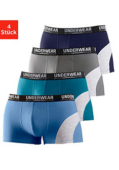 Authentic Underwear Le Jogger Boxerky (4 ks)