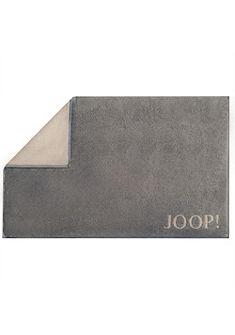 Kétoldalú fürdőszoba szőnyeg, Joop!, »Doubleface«, magasság 40 mm, átfordítható