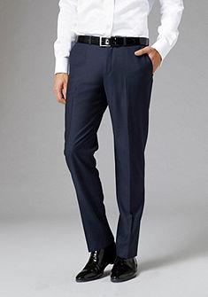 GUIDO MARIA KRETSCHMER Oblekové nohavice, emované vrecká