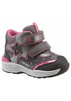 Geox Kids Detská zimná obuv na suchý zips