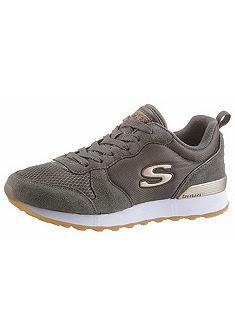 Skechers bőr sneaker Memory Foam technológiával