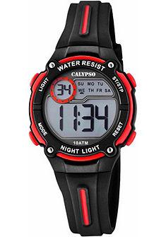 CALYPSO WATCHES Športové náramkové hodinky »Digital Crush, K6068/6«