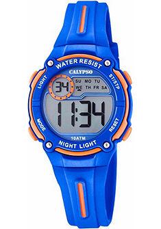 CALYPSO WATCHES Sportovní náramkové hodinky »Digital Crush, K6068/3«