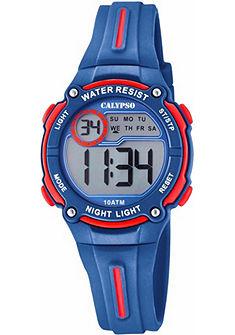CALYPSO WATCHES Športové náramkové hodinky »Digital Crush, K6068/4«