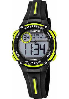 CALYPSO WATCHES Sportovní náramkové hodinky »Digital Crush, K6068/5«
