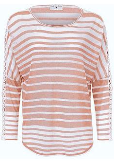 RICK CARDONA by Heine oversize csíkos pulóver