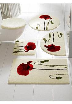 GRUND Kúpeľňové predložky, makový kvet
