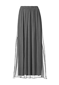 LINEA TESINI by heine Šifónová sukňa