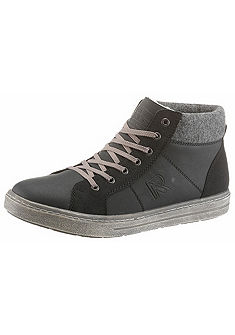 Rieker Šnurovacie topánky vysoké