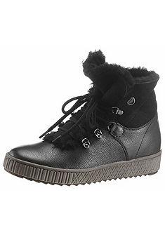 Gabor Šněrovací boty kotníkové