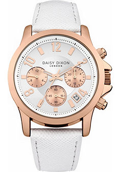 DAISY DIXON Sportovní náramkové hodinky »ADRIANA, DD002WRG«