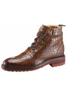 Melvin & Hamilton Šnurovacie topánky vysoké