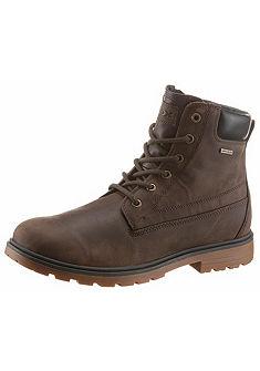 Geox Šněrovací boty vyššího střihu