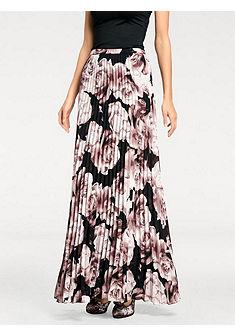 ASHLEY BROOKE by heine Plisovaná sukňa s elastickým pásom