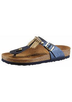 Birkenstock Pantofle »GIZEH FRINGE«