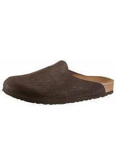 Birkenstock Kožené pantofle »AMSTERDAM«