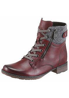 Remonte Šněrovací boty vyššího střihu