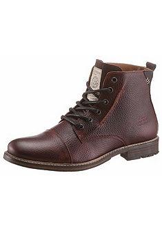 BullBoxerky Šnurovacie topánky vysoké
